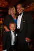 "(Denver, Colorado, Sept. 11, 2010)<br /> Christian Moreno with his parents, Stacy and Abel.  The Children's Hospital hosts ""Gala 2010--What Matters Most"" at the Hyatt Regency Denver at the Colorado Convention Center in Denver, Colorado, on Saturday, Sept. 11, 2010.<br /> STEVE PETERSON"
