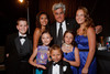 "(Denver, Colorado, Sept. 11, 2010)<br /> Clockwise from top-left:  Kohl Benjamin, Amber Roybal, Jay Leno, Rikki Spence (right), Hannah Kropp (front), Christian Moreno, and Ayla Charness (with book).  The Children's Hospital hosts ""Gala 2010--What Matters Most"" at the Hyatt Regency Denver at the Colorado Convention Center in Denver, Colorado, on Saturday, Sept. 11, 2010.<br /> STEVE PETERSON"