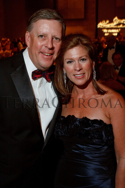 "(Denver, Colorado, Sept. 11, 2010)<br /> Event chairs, Peter and Cathy Culshaw.  The Children's Hospital hosts ""Gala 2010--What Matters Most"" at the Hyatt Regency Denver at the Colorado Convention Center in Denver, Colorado, on Saturday, Sept. 11, 2010.<br /> STEVE PETERSON"