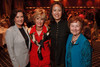"(Denver, Colorado, Sept. 16, 2010)<br /> Linda Alvarado, Arlene Hirschfeld, Lily Nie, and LaFawn Biddle.  Denver Rescue Mission High Tea, themed ""Women Who've Changed the Heart of the City,"" at the Brown Palace Hotel in Denver, Colorado, on Thursday, Sept. 16, 2010.<br /> STEVE PETERSON"
