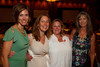 "(Denver, Colorado, Sept. 16, 2010)<br /> Becka MacPherson, Jill Horch, Jessica Luem (Well-fed, Inc.), and Linda Faller (mother of MacPherson).  MacPherson and Faller represent The Plum Gallery.  Denver Rescue Mission High Tea, themed ""Women Who've Changed the Heart of the City,"" at the Brown Palace Hotel in Denver, Colorado, on Thursday, Sept. 16, 2010.<br /> STEVE PETERSON"