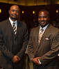 (Denver, Colorado, Sept. 18, 2010)<br /> C. Omar Montgomery and Joseph Graves, Jr.  The First Annual M.O.D.E.L. Awards Luncheon, hosted by the Epsilon Nu Omega Chapter of the Alpha Kappa Alpha Sorority, Inc., and the Epsilon Nu Omega Endowment Fund, at the Denver Marriott Tech Center in Denver, Colorado, on Saturday, Sept. 18, 2010.<br /> STEVE PETERSON