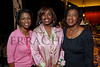 (Denver, Colorado, Sept. 18, 2010)<br /> Kelley Kenner-Patridge (event co-chair), Patricia O'Neal (chapter president), and Barbara Johnson (event co-chair).  The First Annual M.O.D.E.L. Awards Luncheon, hosted by the Epsilon Nu Omega Chapter of the Alpha Kappa Alpha Sorority, Inc., and the Epsilon Nu Omega Endowment Fund, at the Denver Marriott Tech Center in Denver, Colorado, on Saturday, Sept. 18, 2010.<br /> STEVE PETERSON