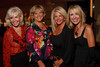 """(Denver, Colorado, Sept. 27, 2010)<br /> Linda Goto, Adrienne Ruston Fitzgibbons, Layne Fleishman, and Keri Christiansen.  """"Behind the Curtain,"""" a benefit for the expansion of the Anschutz Cancer Pavilion, hosted by the University of Colorado Hospital Foundation, at Invesco Field at Mile High in Denver, Colorado, on Monday, Sept. 27, 2010.<br /> STEVE PETERSON"""
