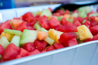 Fruit salad - the appetizer