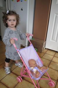 my new stroller