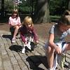 Boston Public Garden, Make way for Ducklings statues