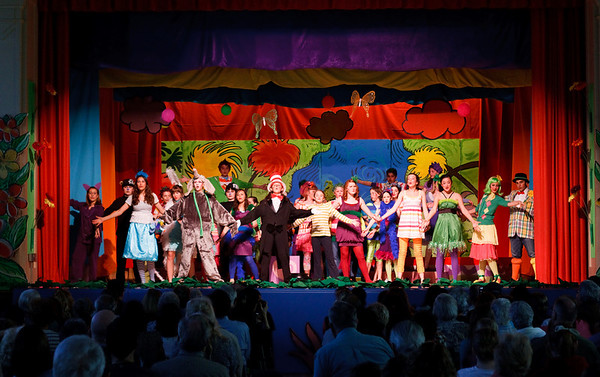 Seussical Jr. 12: Final Scene