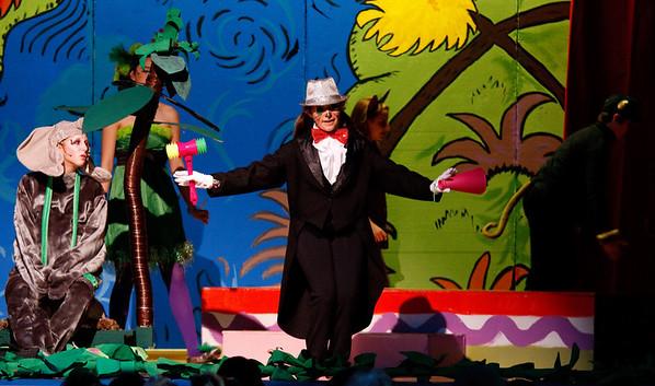 Seussical Jr. 7: Auction