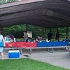 People are the party. Party at Kensington Metropark.