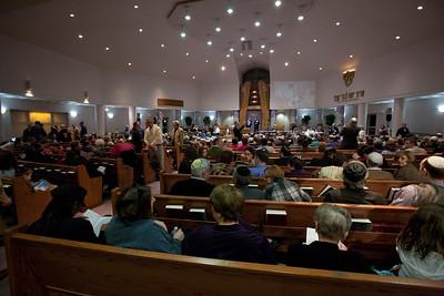 Agudas Achim Congregation -  Siyyum HaTorah - February 21st, 2010 - Alexandria, VA - Photographer: Alex Perry - www.aperryProductions.com