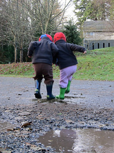 Puddle competition