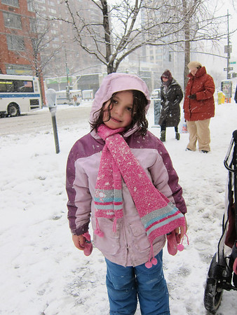 Snowy and nice!!!!