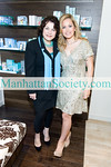 NEW YORK-AUGUST 25: Lydia Sarfati, Rebecca Lieberman attend Social Life Magazine Party to Celebrate Cover Model Rebecca Lieberman on Wednesday, August 25, 2010 at BESU Salon & Day Spa, 210 Third Avenue, between 19th & 20th Streets, New York City, NY   (PHOTO CREDIT: ©Manhattan Society.com 2010 by Gregory Partanio)
