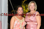 Annie Falk, Barbara Poliwoda attend Southampton Hospital's 52nd Annual Summer Party, on Saturday, August 7, 2010 on Wickapogue Road, Southampton, New YorkPHOTO CREDIT: ©Manhattan Society.com 2010
