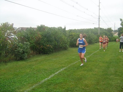 Cross Country Sept. 26th