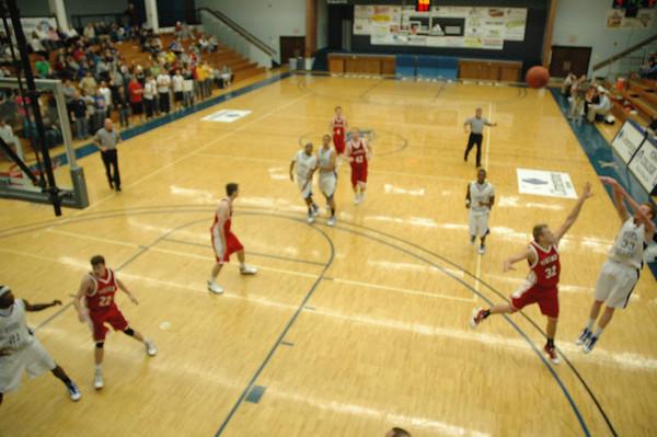 M Basketball Nov. 17th