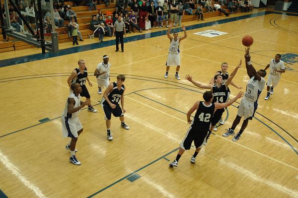 M Basketball Oct. 30th