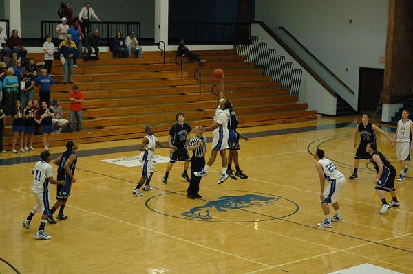 M Basketball Feb. 9th