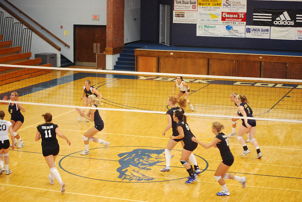 Volleyball Sept. 26th