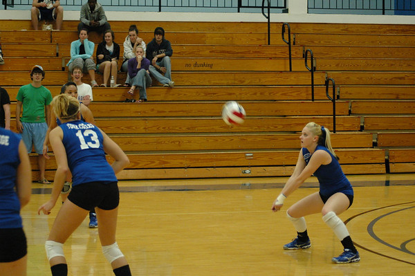 Volleyball Sept. 29th