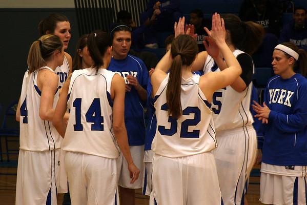 W Basketball Feb. 5th