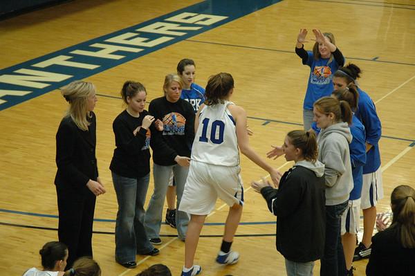W Basketball Dec. 4th