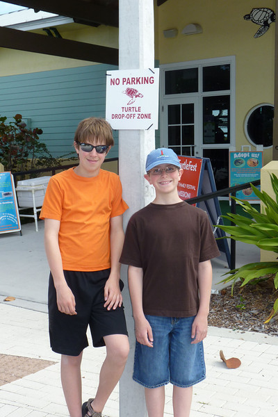Juno Beach Turtle Center
