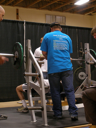 2010 Powerlifting by Barclay Nickel