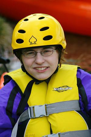 Kayaking by Gregg Edelen