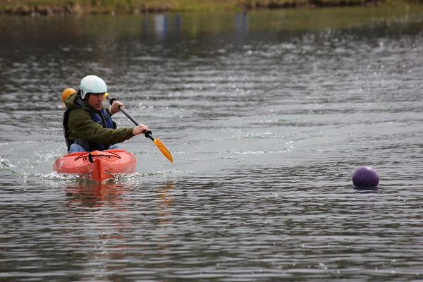 Kayaking by Kevin