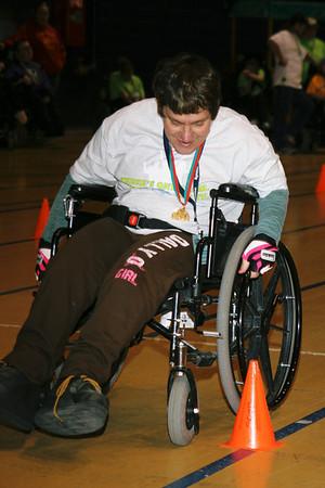 Wheelchair Events by Gregg Edelen