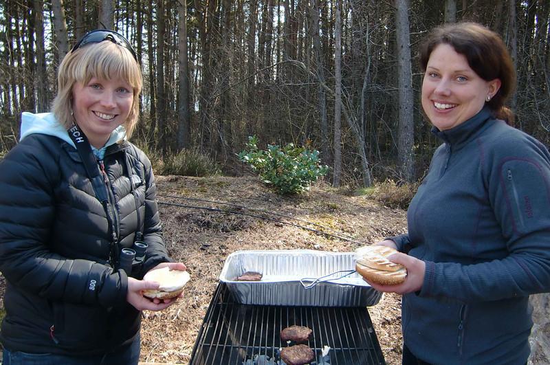 Sikringskost for tidligere roere Thilde Dalsmo Stray og Merethe Solvik