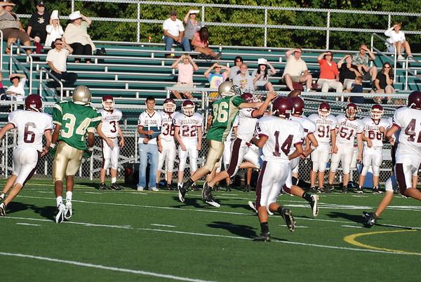 Stow Freshman Football 2010