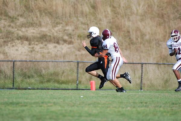 Stow JV Football 2010