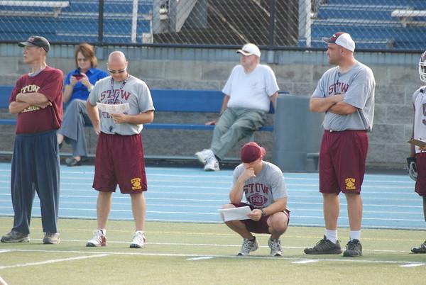 Stow Varsity Football 2010