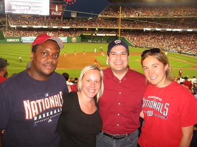 Martin (l), Jen, Craig, and Jessica
