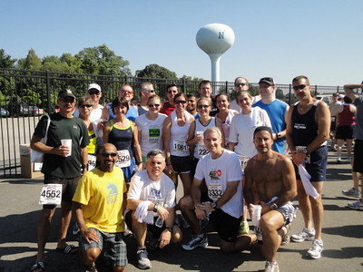 Striders At: Annapolis 10 Miler