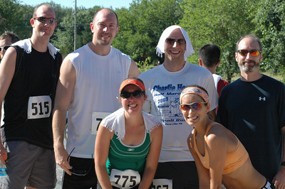Striders At: Arbutus Firecracker 10K