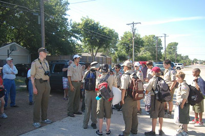 2010 Summer Camp at Spanish Peaks
