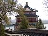 Tower of Buddhist Incense, overlooking Kunming Lake
