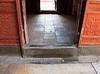 Doorway threshold