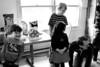 _MG_5187 bw kids gingerbread house