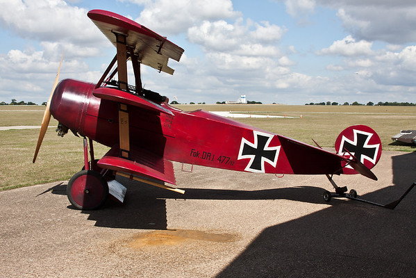 Sywell : 11th August