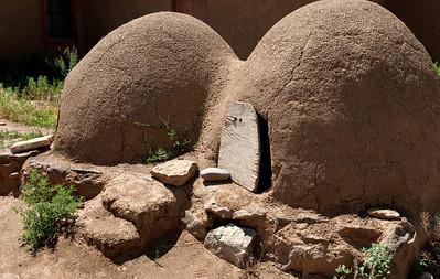 Pueblo oven