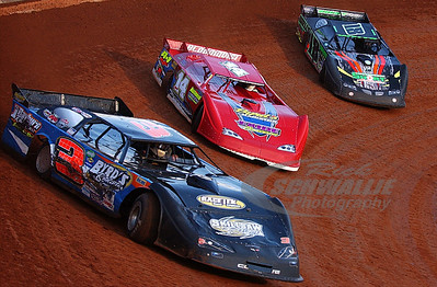3 Steve Smith, 14 Terry Wolfenbarger and 18e Eric Wells