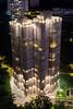 cocooned living skyscraper hong kong