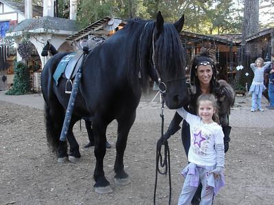 Nov 2010 - Texas Renaissance Festival