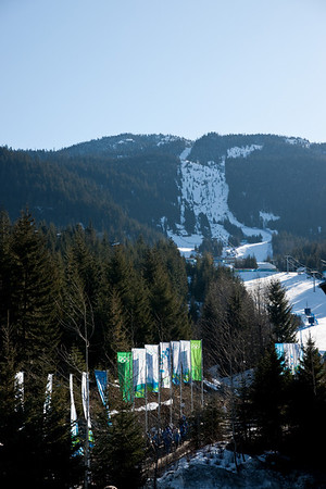 The 2010 Olympics in Whistler