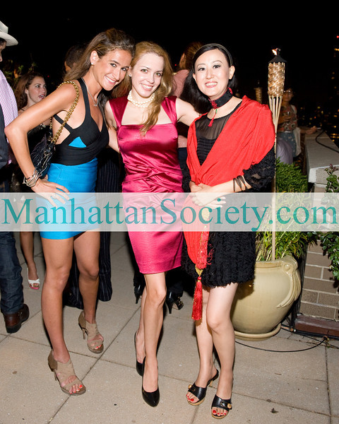 Emily Hunt, Julianne Michelle , China Tian